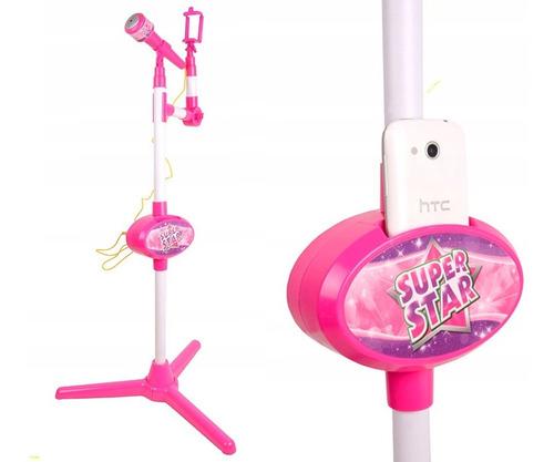 juguete karaoke microfono
