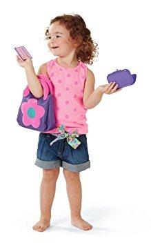 juguete kidoozie mi primer monedero, divertido y educativo,
