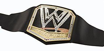 juguete la entrada estrella de la wwe campeonato cinturón