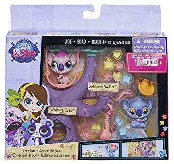 juguete la tienda de animales de las koalas style pack temá
