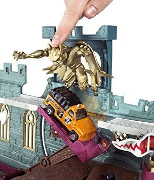 juguete la venganza de la caja de cerillas knight playset