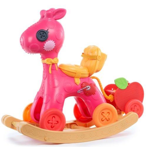 juguete lalaloopsy littles rocker 'n' stroller