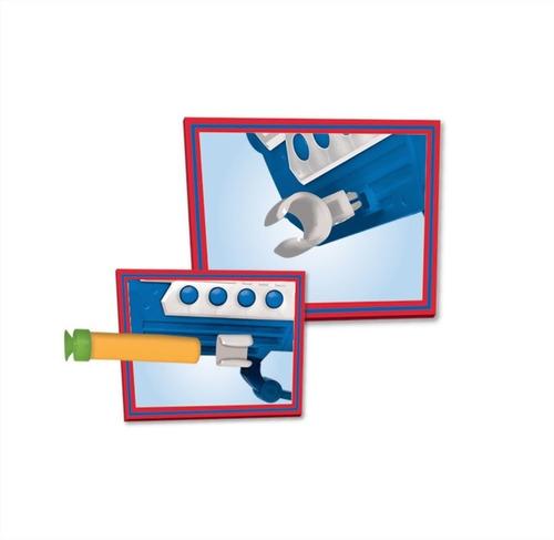 juguete lanza pistola