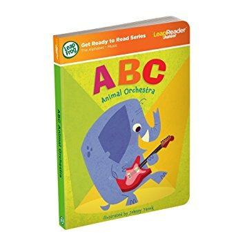 juguete leapfrog leapreader junior del libro abc orquesta d