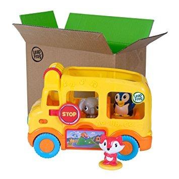 juguete leapfrog learning amigos adventure bus (libre de fr