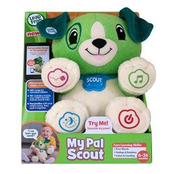 juguete leapfrog mi pal scout