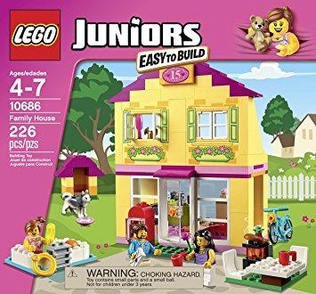 juguete lego construcción