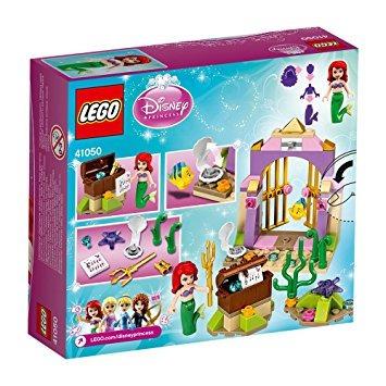 juguete lego disney princess  amazing tesoros de ariel