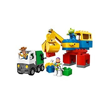 juguete lego duplo disney / pixar toy story 3 set #5691 ali
