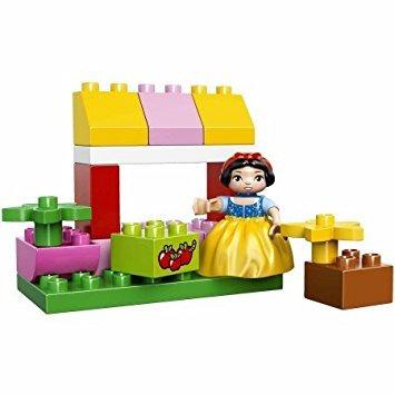 juguete lego duplo niños playset princesa disney princess c