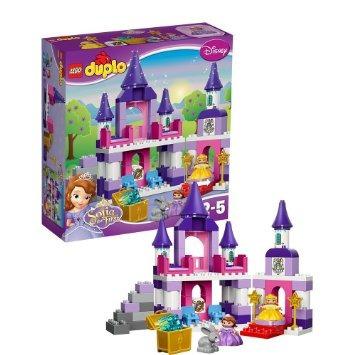 juguete lego duplo pequeña princesa sofía% daburuku ~ ota%