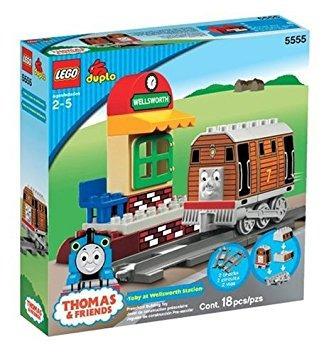 juguete lego duplo thomas