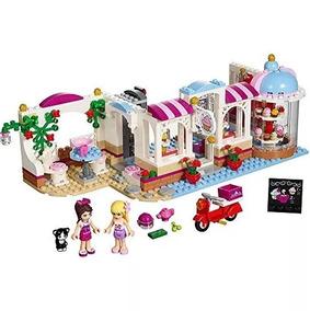 Heartlake Friends Cupcake Niña Cafe Lego 41119 Juguete Para yvI7gY6bfm