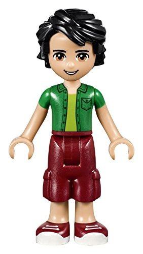juguete lego friends heartlake pizzeria 41311 para niños de
