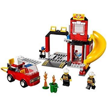 juguete lego junior prendió fuego