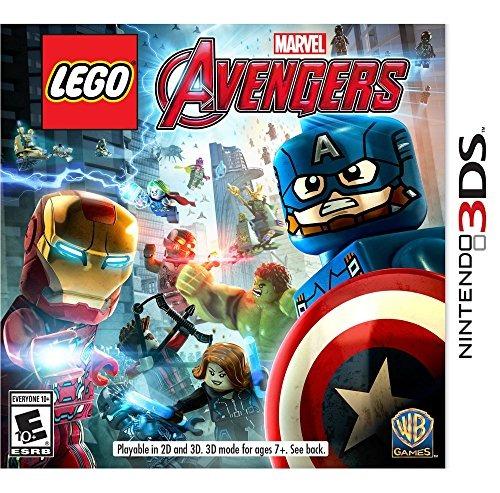 De 3ds Avengers Lego Juguete Marvel Nw8mvOn0