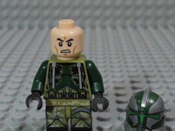 juguete lego minifigs star wars 528 comandante gree_a