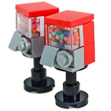 Juguete Lego Muebles Máquinas De Dulces - $ 113.800 en Mercado Libre