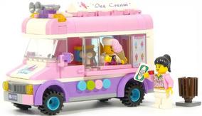 Lego Juguete Niñas Armable Para Heladeria cTJulFK13