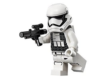 juguete lego  primer orden stromtrooper exclusivo 2016 mini