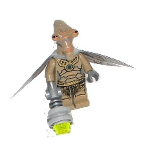 juguete lego star wars geonosiano guerrero minifigure