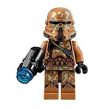 juguete lego star wars geonosis airborne soldado clon flojo