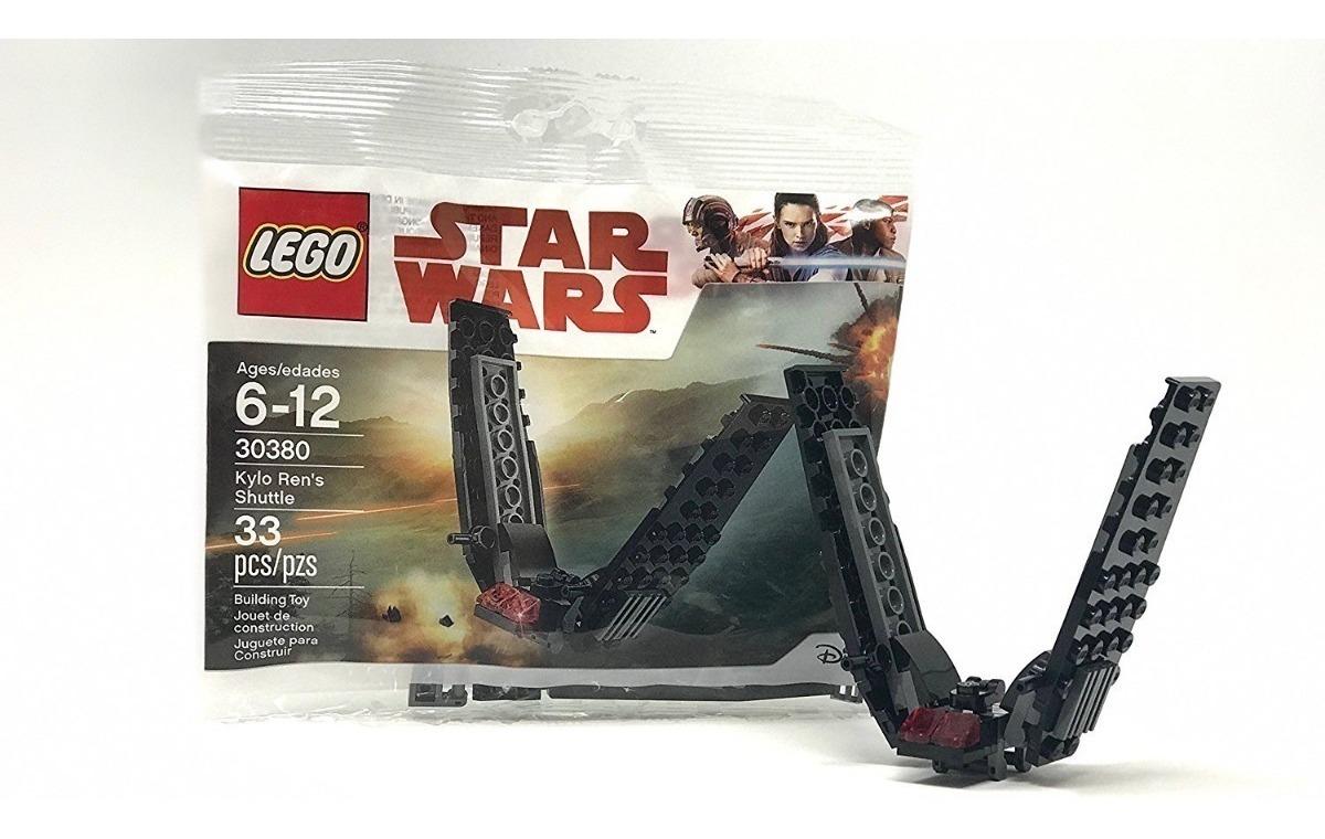 Wars Ren´s 30380 Bolsa Juguete Kylo Shuttle Lego Star wTPXiOZku
