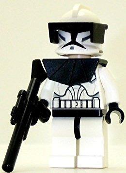 juguete lego star wars minifig el comandante clon