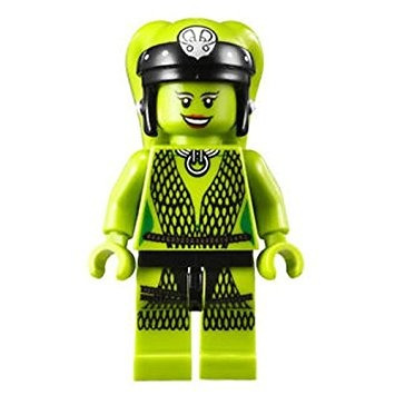 juguete lego star wars oola minifigure 9516