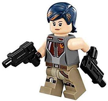 juguete lego star wars rebeldes - sabine wren minifigure co