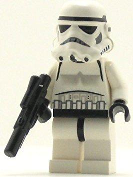 juguete lego star wars stormtrooper minifig