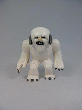 juguete lego star wars wampa minifigure