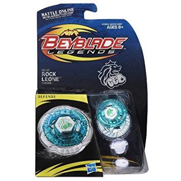 juguete leyendas de beyblade tops beybattle bb-30 rock leon
