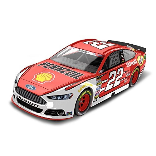juguete lionel racing joey logano #22 shell-pennzoil red 20