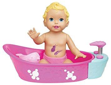 juguete little mommy muñeca