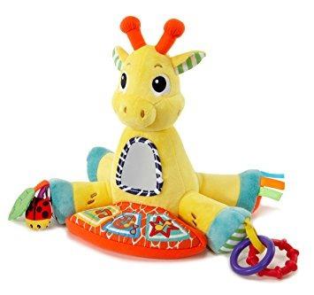 juguete little tikes bebé - panza tunes jirafa piano
