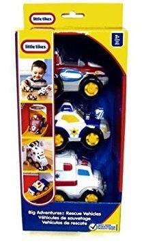 juguete little tikes grandes aventuras los vehículos de res