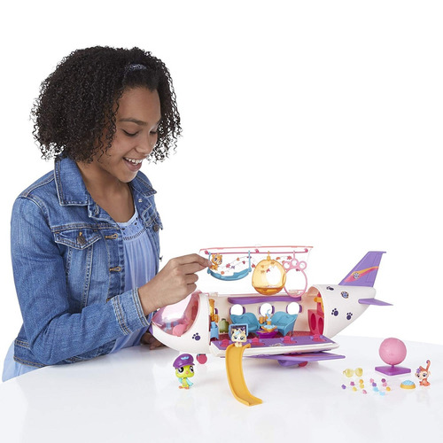 juguete littlest pet shop jet pet