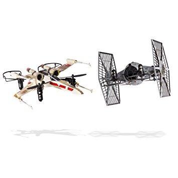 juguete los cerdos de aire - star wars x-wing vs tie fighte
