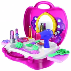 Juguete Mini Nena Valijita Tocador Love Belleza Cuotas 7951 rCQdsht