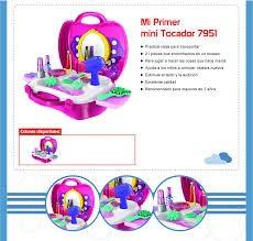 juguete love valijita mini tocador nena 7951 valija valijita