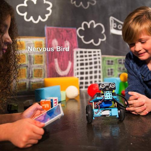 juguete makeblock bricolaje mbot guardabosques transformabl