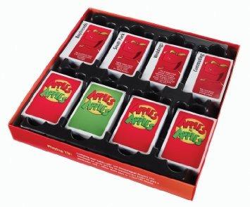 juguete manzanas con manzanas party box