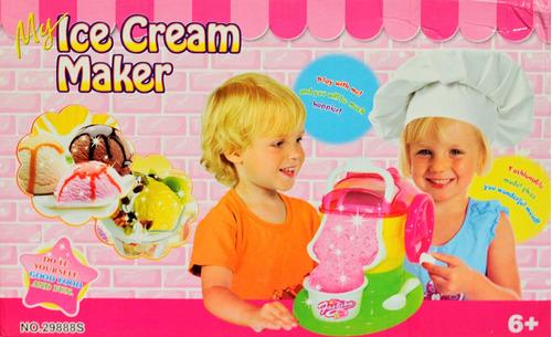 juguete maquina helados infantil niños decoracion usar