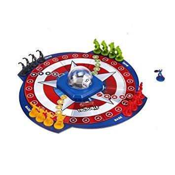 juguete marvel avengers juego trouble