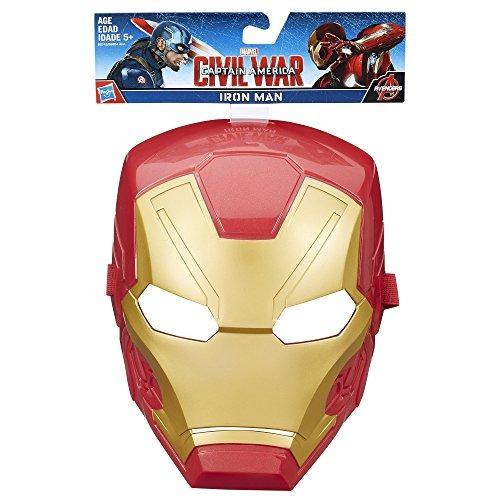juguete marvel capitán américa máscara guerra civil iron ma