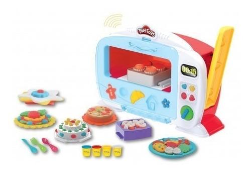 juguete masas mi primer fábrica cupcakes babymovil 8003
