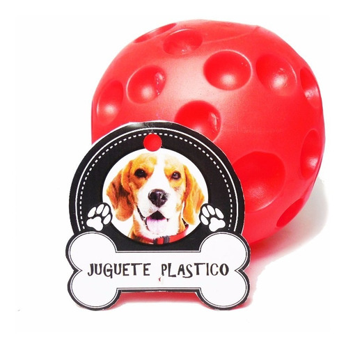 juguete mascota pelota