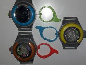 Yokai Watch Relojes 3 Juguete Mcdonald's ybYg7f6