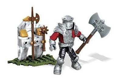 juguete mega bloks, assassins creed, pesado borgia soldado